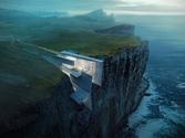 他在悬崖边上建新家/