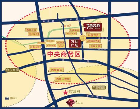 7080中心广场_腾讯房产青岛站_房产频道-青岛_腾讯网