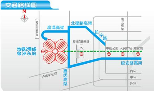 865路:可驳接地铁上海动物园