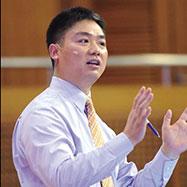 京东集团CEO刘强东