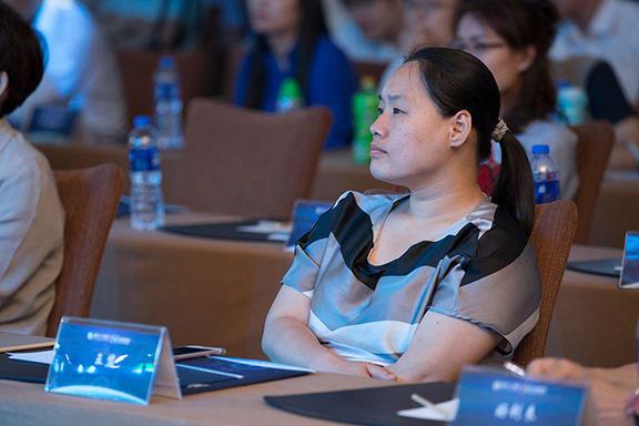 天津市理财业协会秘书长强晓彤