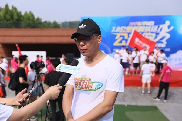 平安人寿保险天津分公司企划部经理胡智东