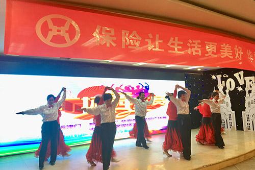 大港区-吉特巴晨晖北里舞蹈队