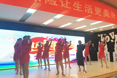 大港区-兴德里生生体育舞蹈队