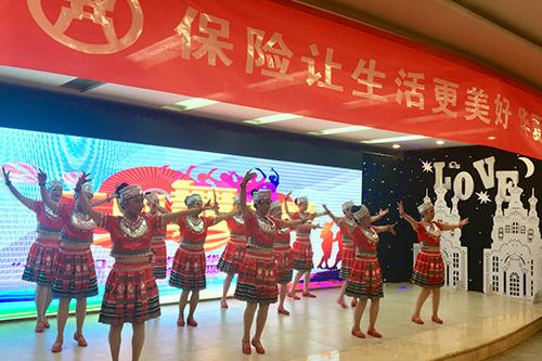 大港区-兴旺舞蹈队