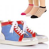 帆布鞋 搭出休闲风范