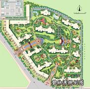 曲江碧林湾规划图