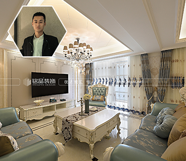 杭州・泊林印象  180方 欧式风格 蒋舒夏