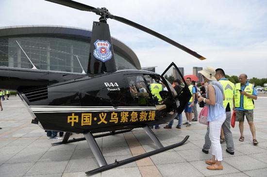 """浙江富豪""""比拼""""私人飞机"""