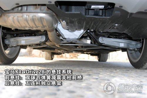 [新車實拍]2010款寶馬x1 xdrive28i到店_汽車_騰訊網圖片