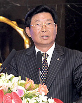 中远集团董事长魏家福