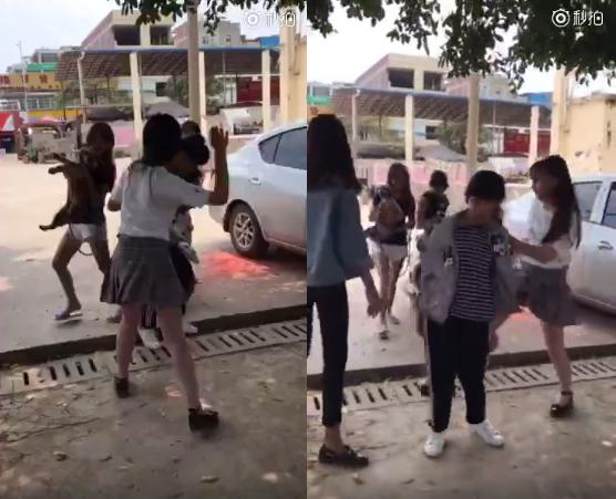 小学女生被同学脚踹打耳光 5名嫌疑人已到案