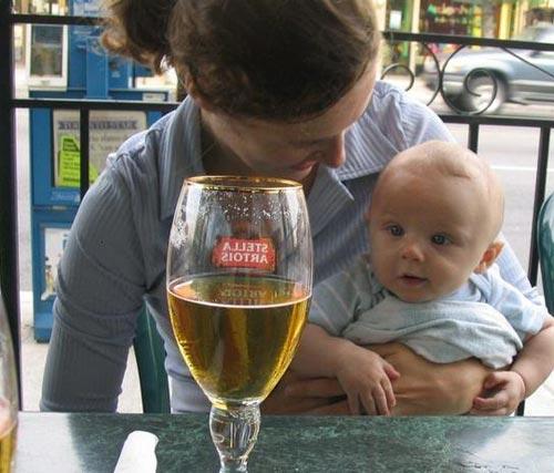 Как спасти ребенка от алкоголизма